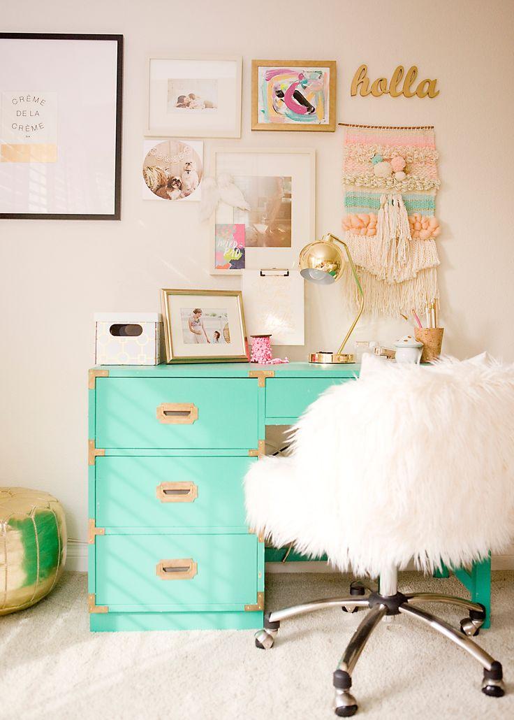 20 Sweet Tips for Your Teenage Girl's Bedroom on Teenage Room Decoration  id=12102