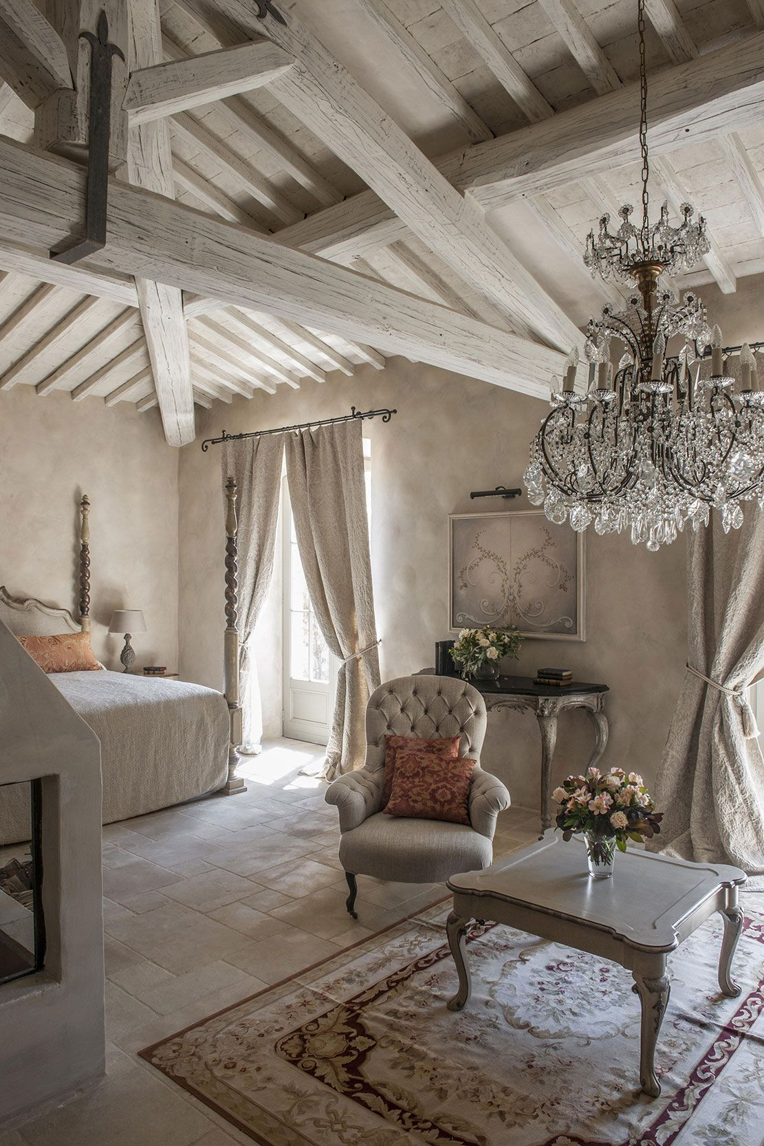 10 Tips For Creating The Most Relaxing French Country