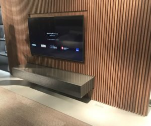 How High To Mount The TV To Blend Looks And Comfort