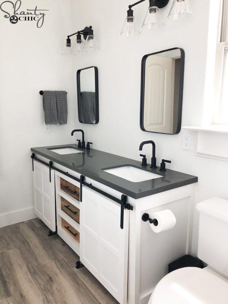 diy bathroom vanity ideas perfect for