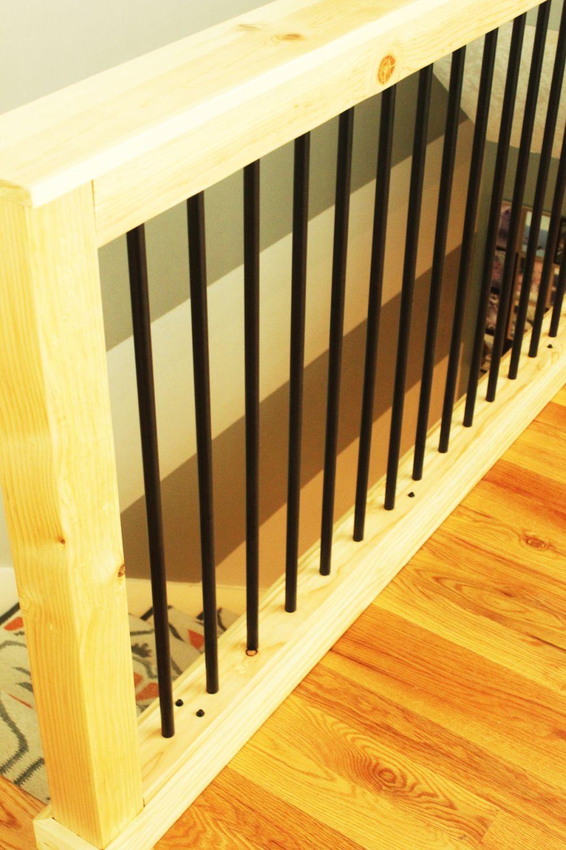 Stair Railing Height