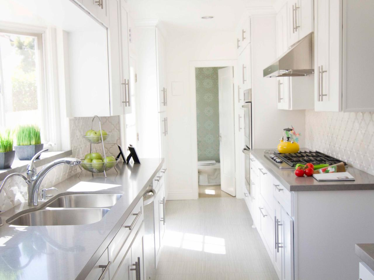 Best Kitchen Gallery: 15 Stunning Quartz Countertop Colors To Gather Inspiration From of Kitchen Cabinets With White Quartz Countertop on rachelxblog.com