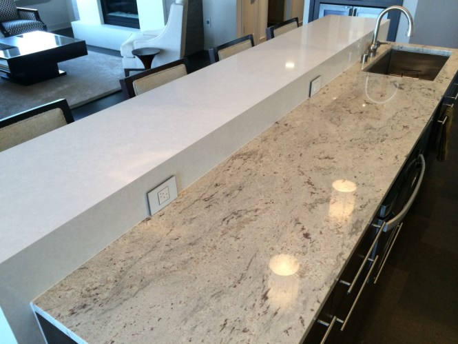 What Is Quartz Countertops Made Of