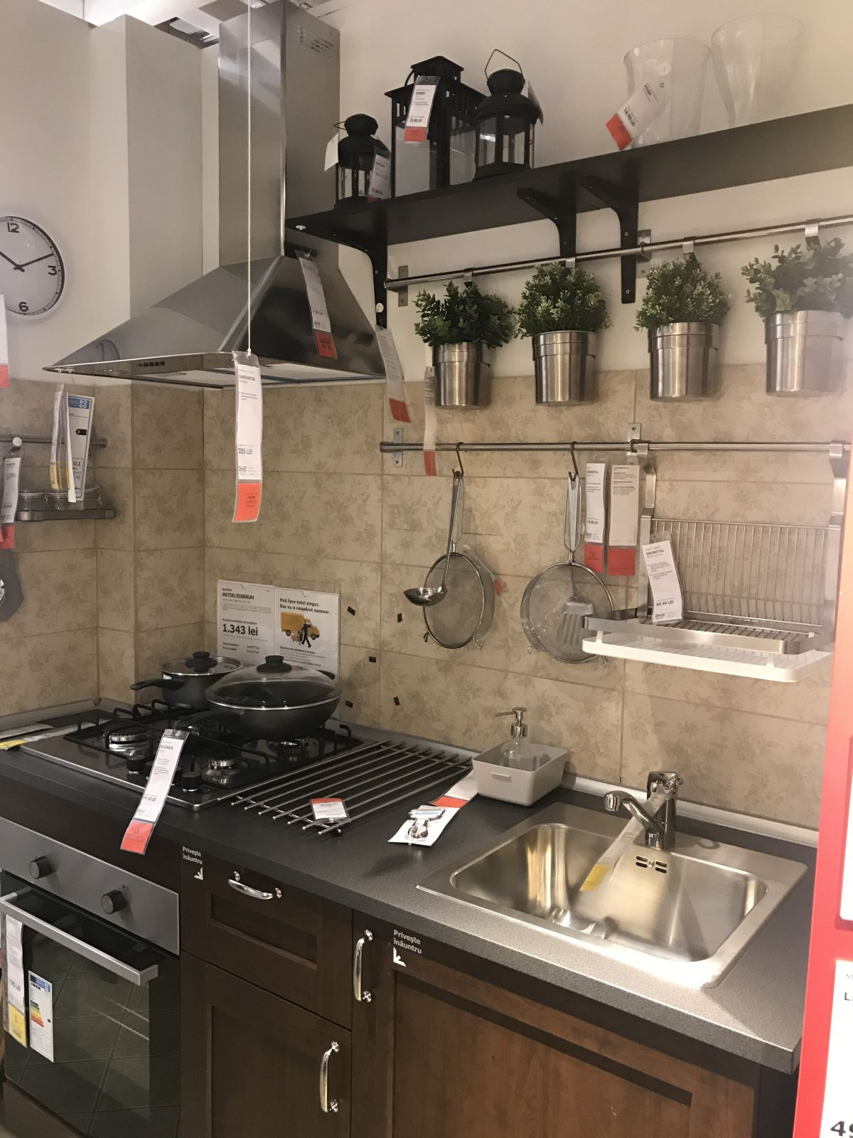 Ikea Small Kitchen Units