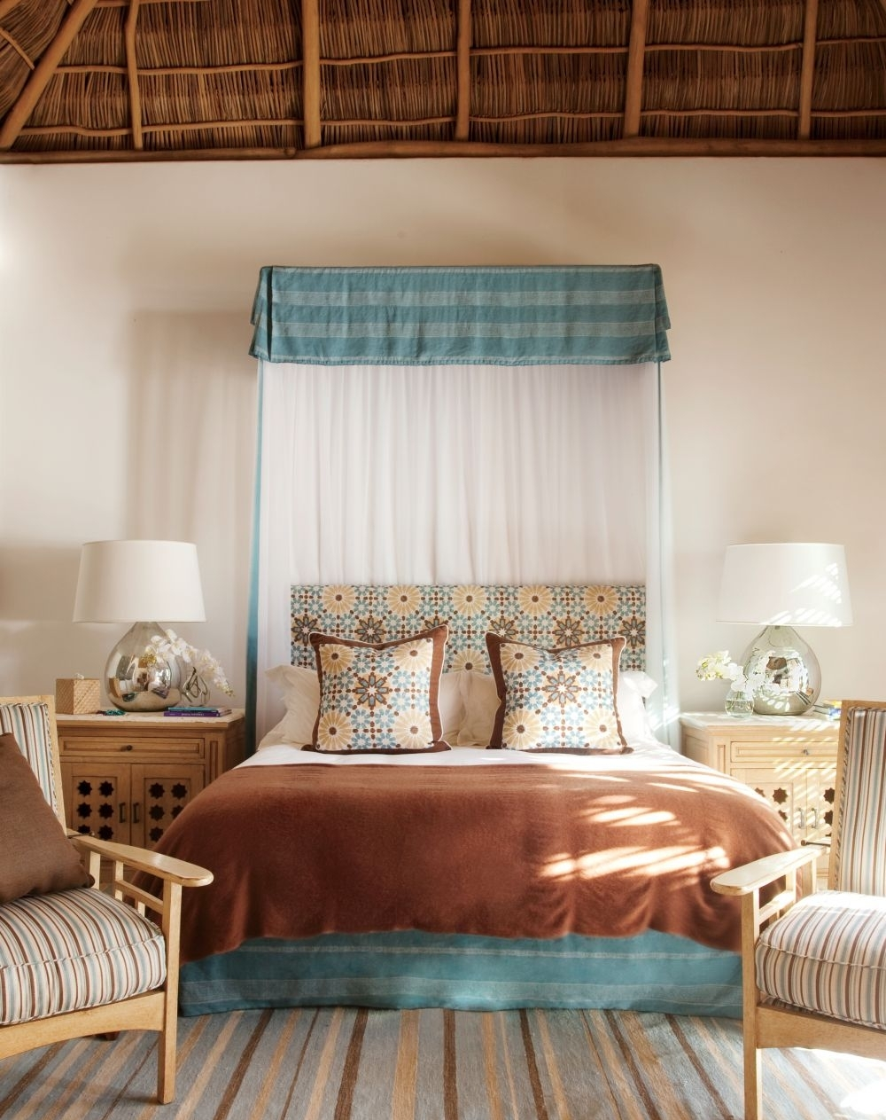 40 Bohemian Bedrooms To Fashion Your Eclectic Tastes After on Boho Master Bedroom Ideas  id=22182