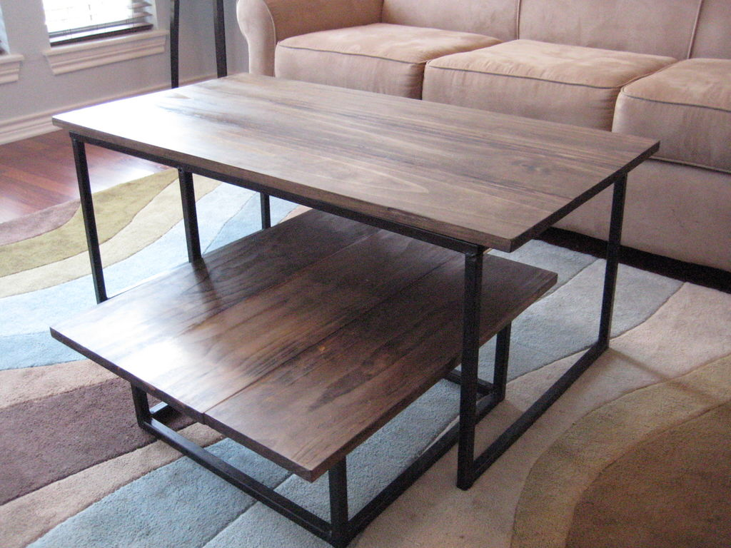Stylish Coffee Table Plans To Base Your Next Project On on Coffee Table Plans  id=60998