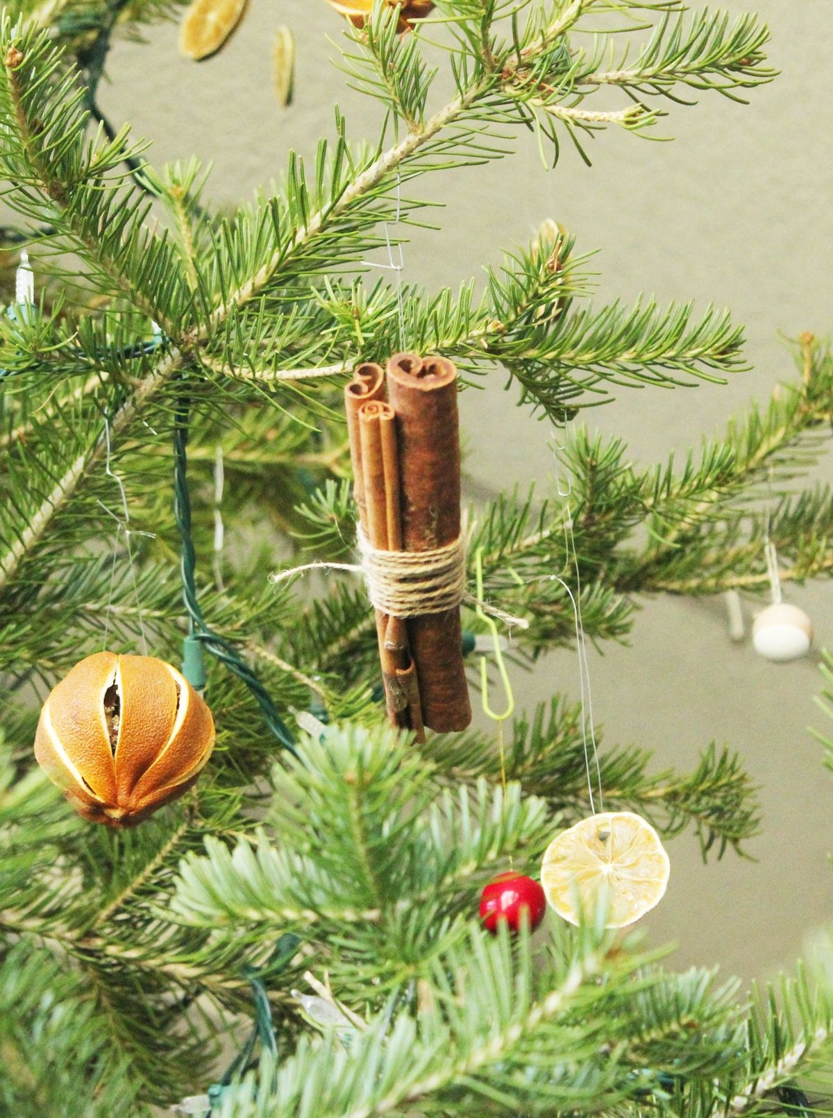 Homemade Christmas Tree Ornaments A Natural Roundup