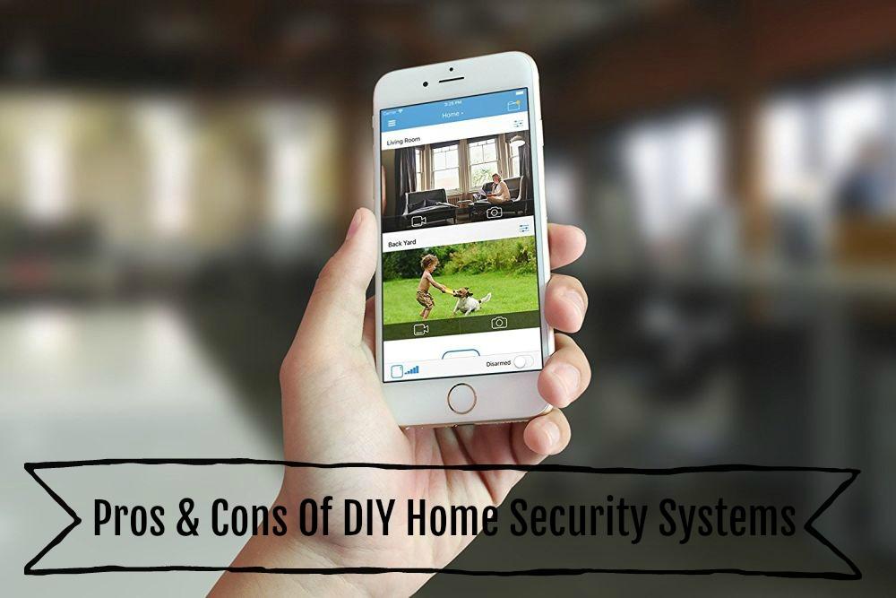 Diy Home Alarm Systems 2017