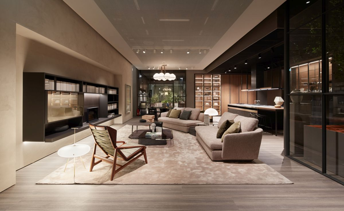 MolteniampC And Dada Steals The Show At IMM Cologne 2018