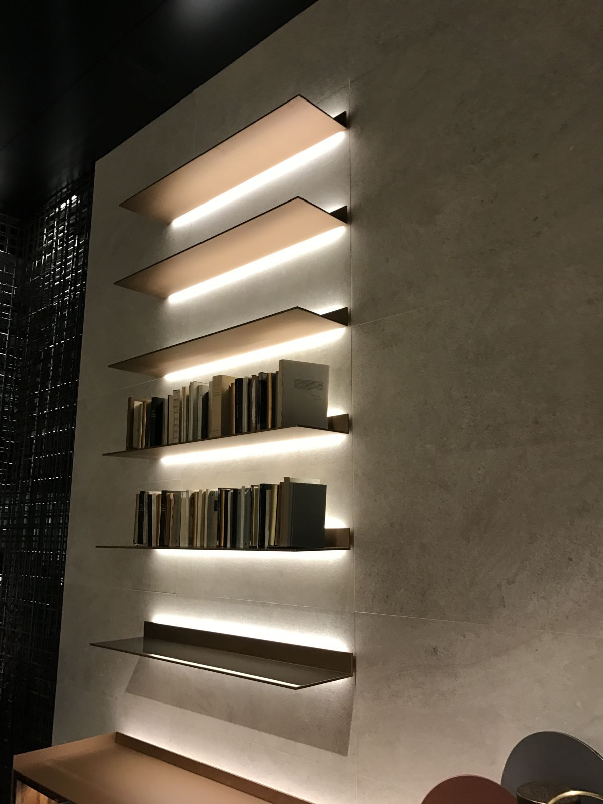 Frame Mounted Led Picture Lights