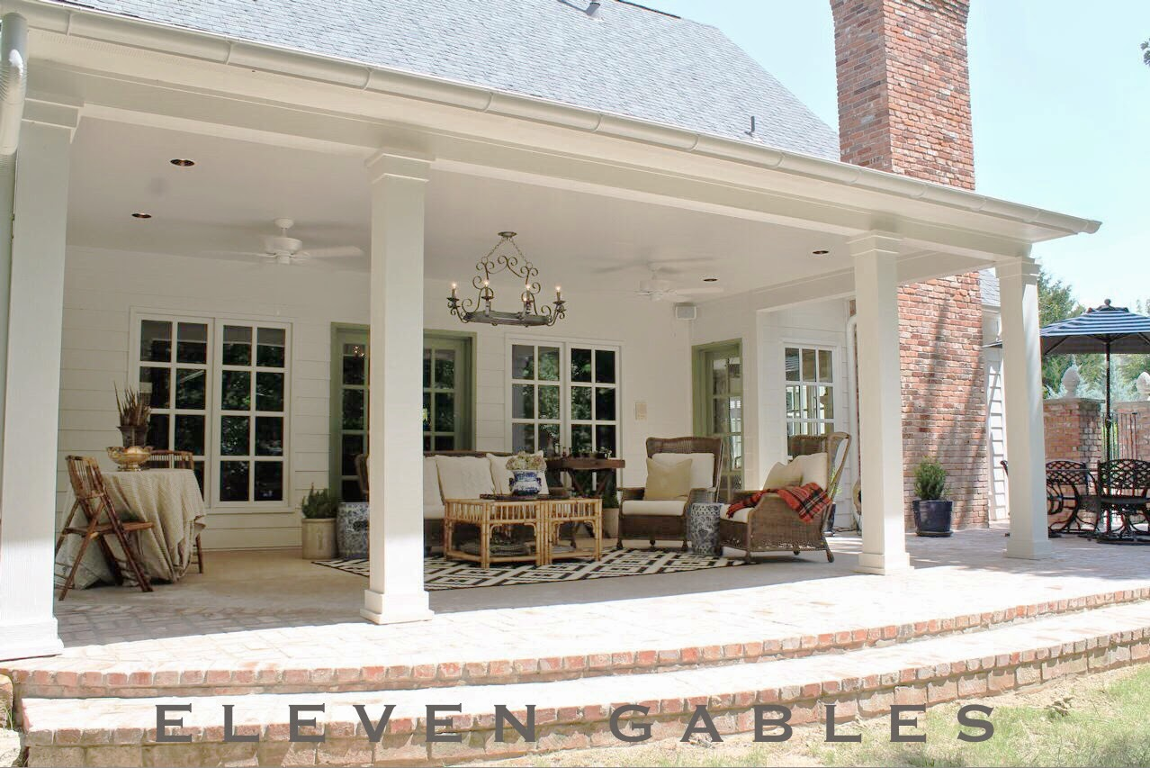 52 ways to style your covered porch
