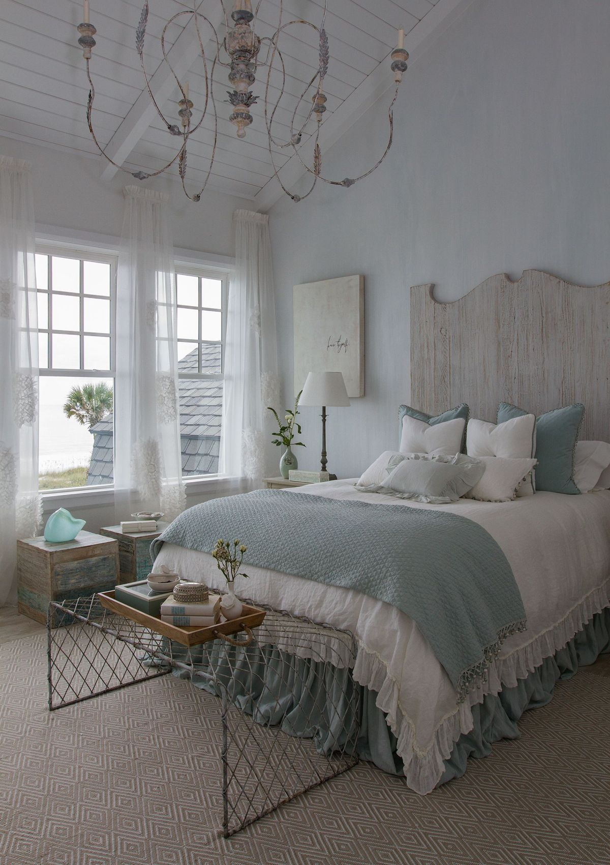 40 Beach Themed Bedrooms to Take You Away on Room Decore  id=61303