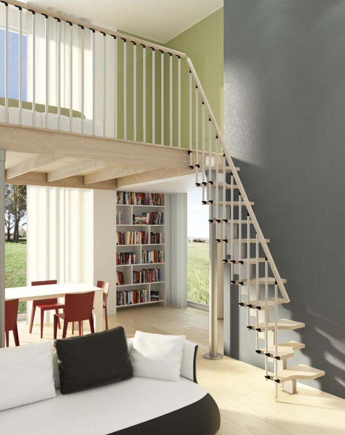 The 13 Types Of Staircases That You Need To Know | Ladder Design For Small House | Small Cabin | Inexpensive | Elegant | Easy | Retractable