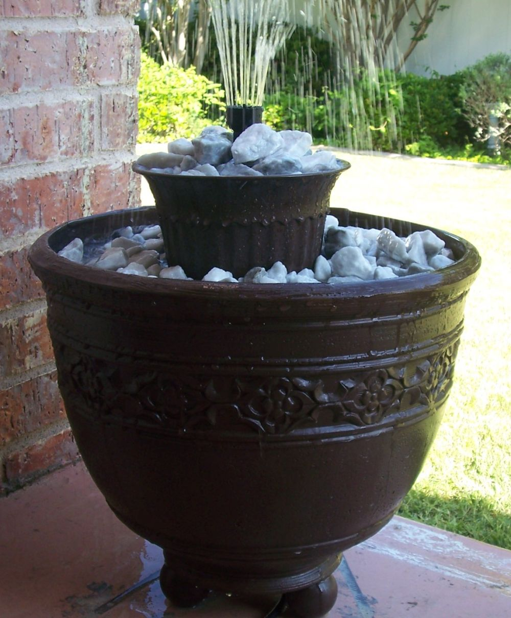 Spectacular DIY Water Feature Ideas That Will Transform ... on Water Feature Ideas For Patio id=65491