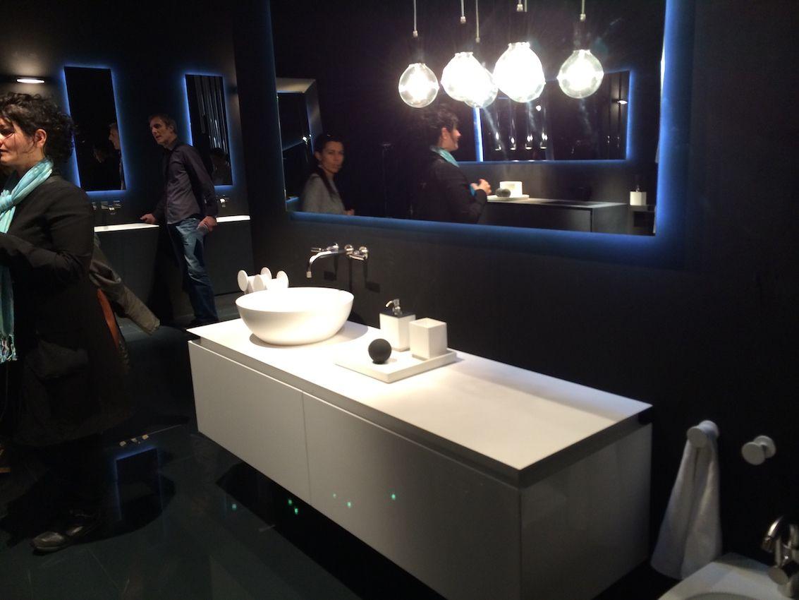 impressive bathroom lighting