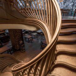 Exploring Pattern Designs That Make Staircase Screens