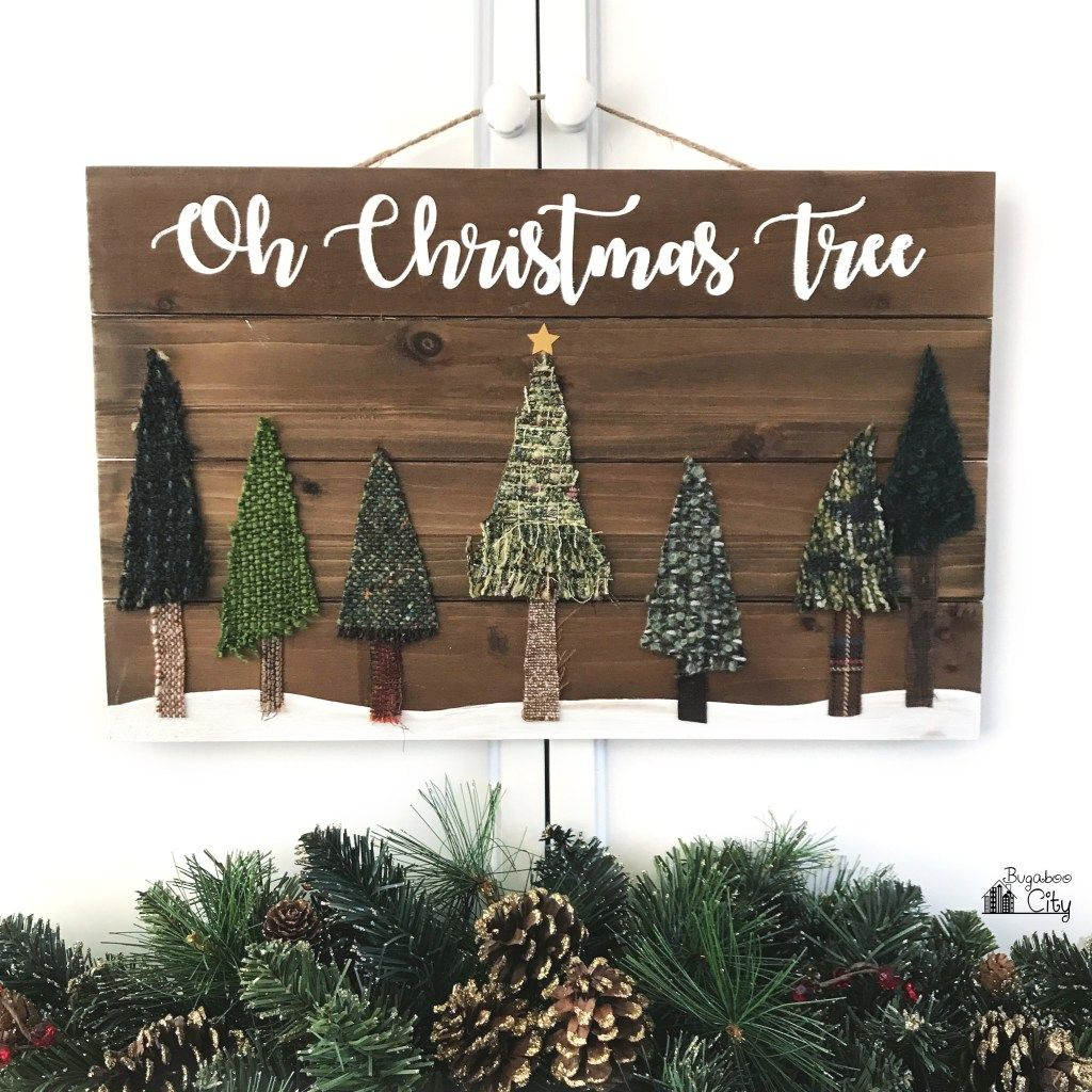 Simple Crafts For The Perfect Rustic Christmas Decor