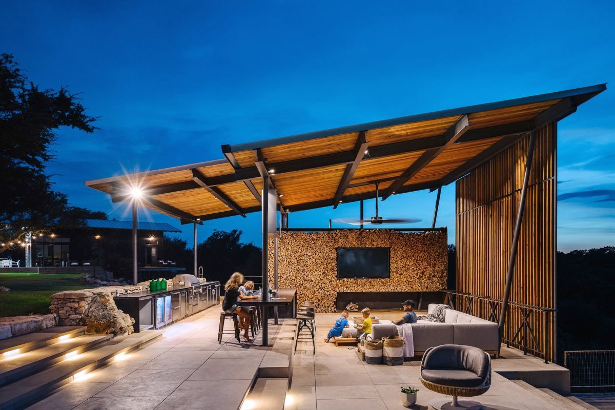 The 45 Best Patio Decorating Ideas for Every Style of House on Patio Top Ideas id=11848