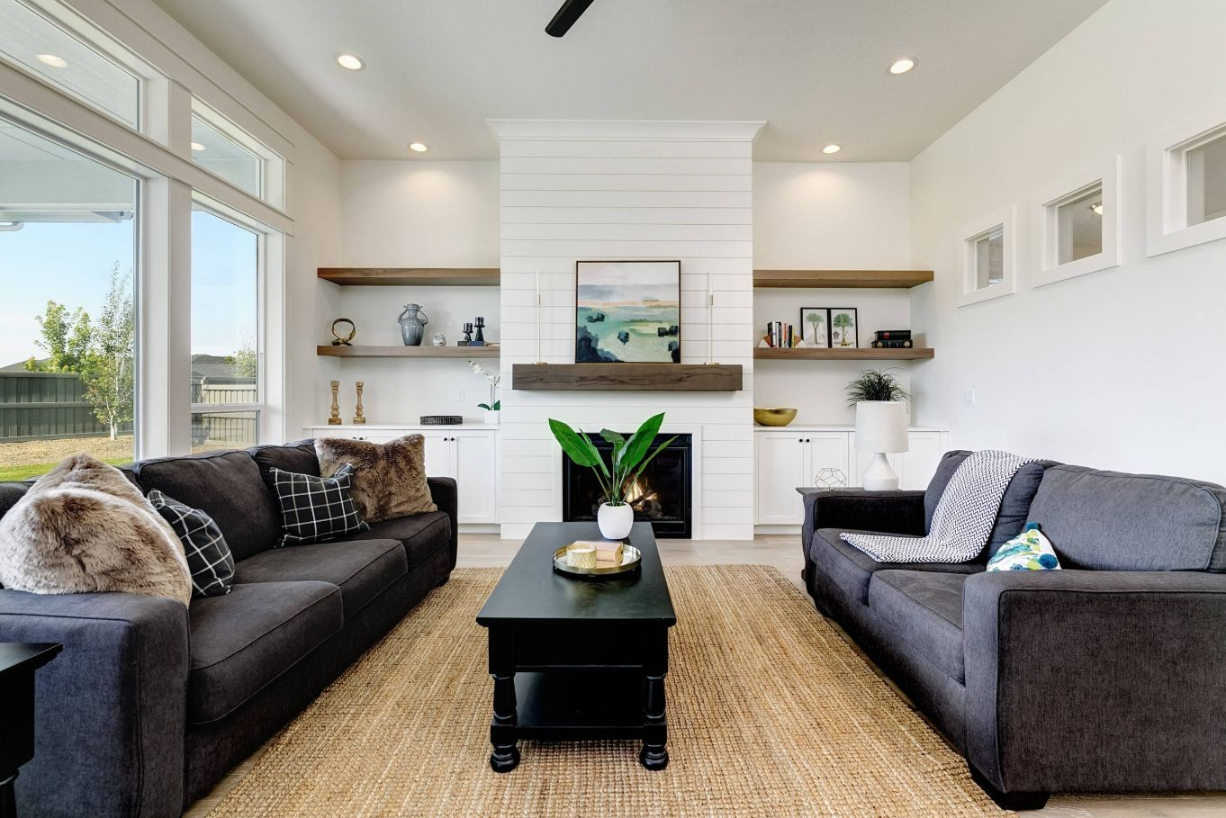 White Living Room Furniture The Serene Choice That Never Goes Out Of Style