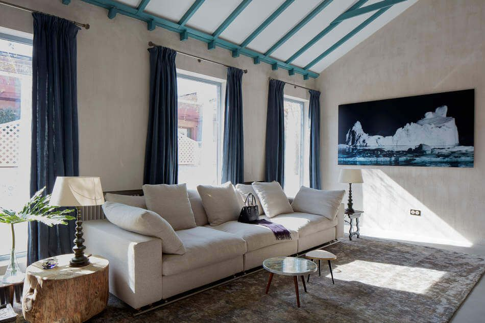 how to pick living room curtains that