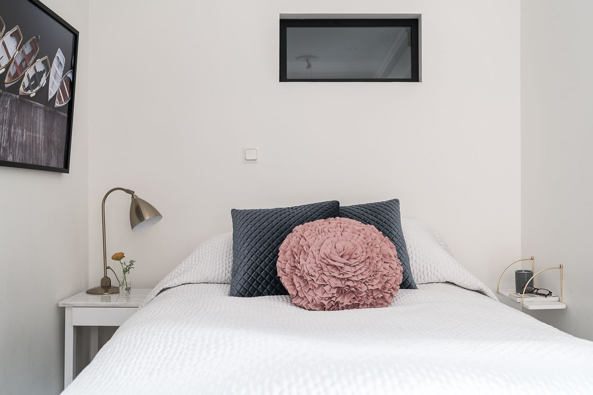 Try a Minimalist Bedroom Design for Less Stress and a Good ... on Minimalist Bedroom  id=21701