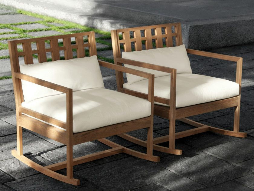 30 outdoor rocking chairs to peruse