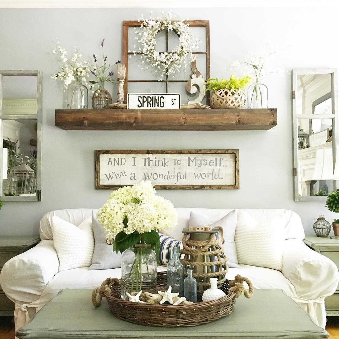 20 Rustic Wall Decor Projects For A Charming Home on Room Wall Decor id=37173