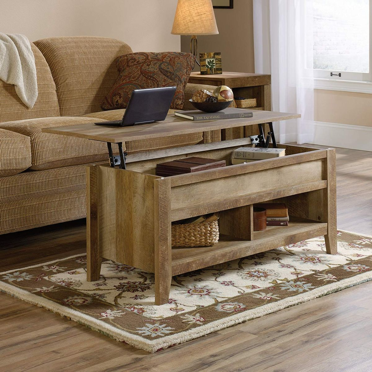 21 lift top coffee tables that surprise