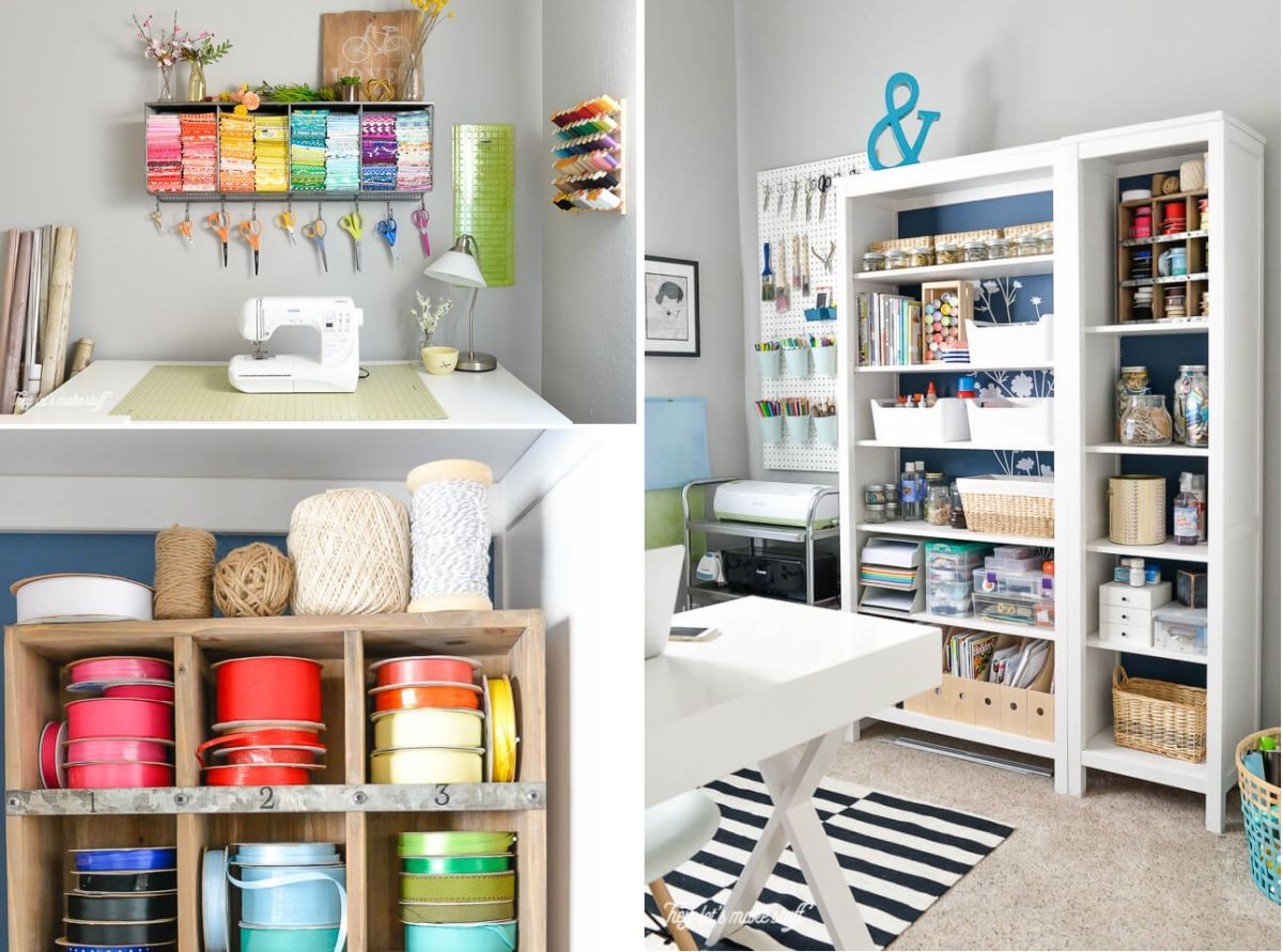 Diy Craft Room Designs Novocom Top