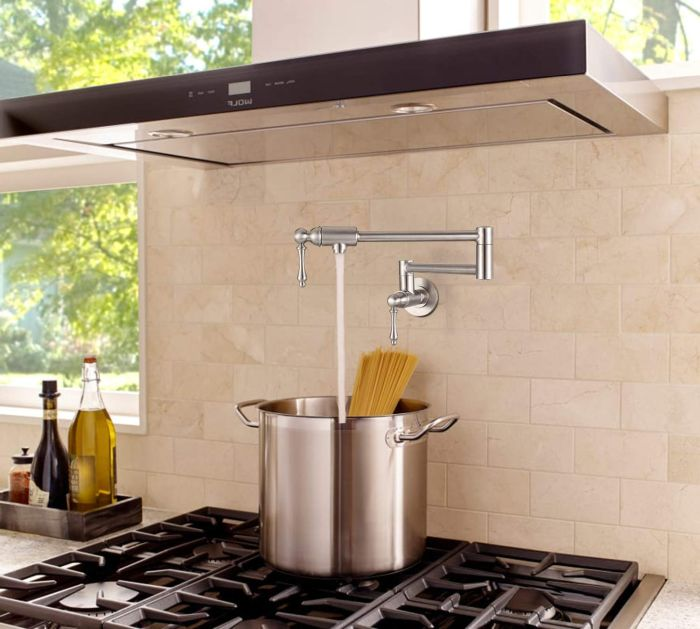 the 10 best pot filler faucets that add