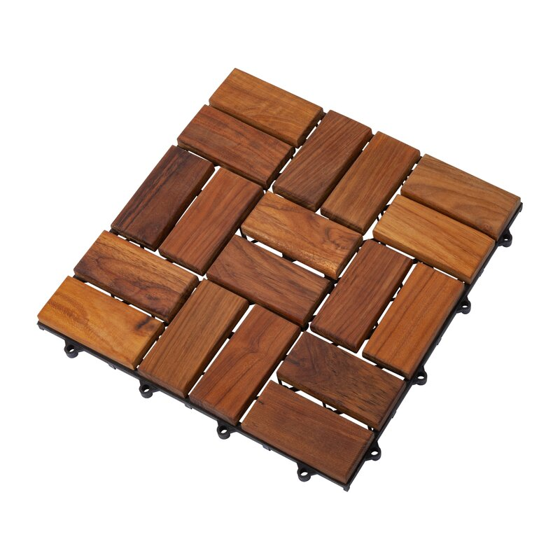 these wood deck tiles are absolutely