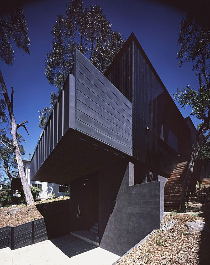 Treehouse By FMD Architects