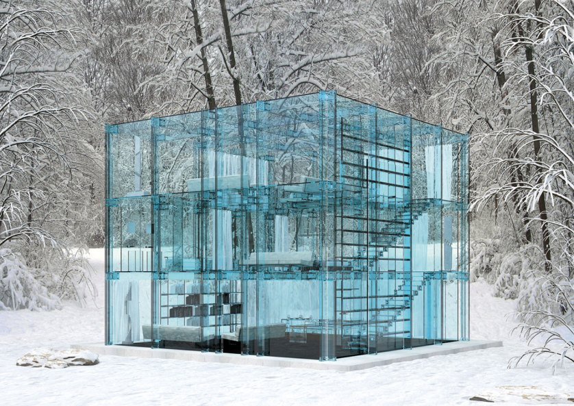 Glass Houses 01 - THE MOST AMAZING GLASS HOUSE PICTURES THE MOST BEAUTIFUL HOUSES MADE OF GLASS IMAGES