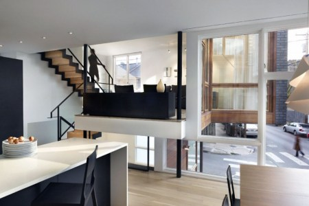 modern row house interior » 4K Pictures | 4K Pictures [Full HQ ...