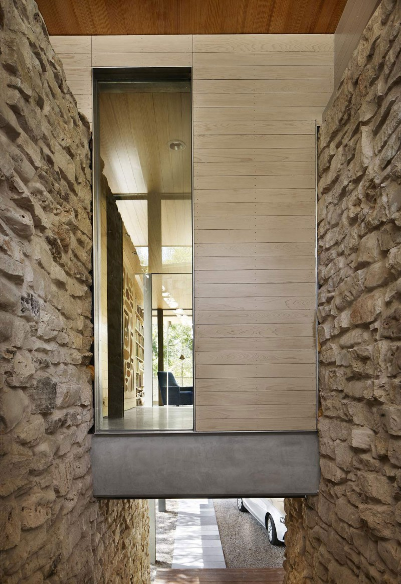 Balcones House By Pollen Architecture Amp Design
