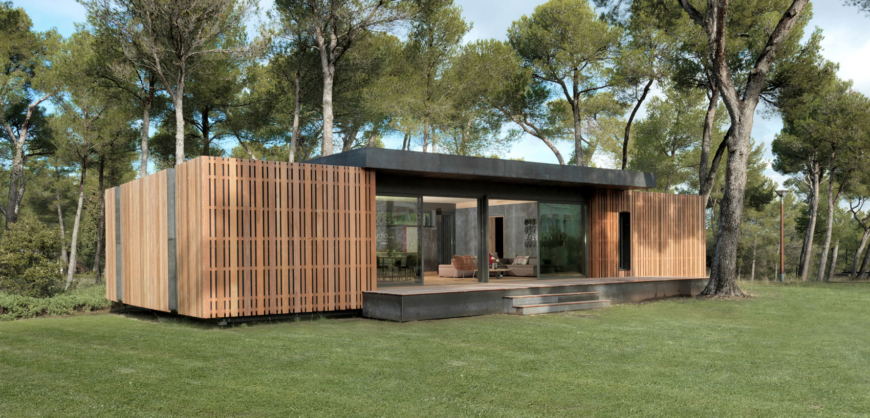 Pop Up House By Multipod Studio