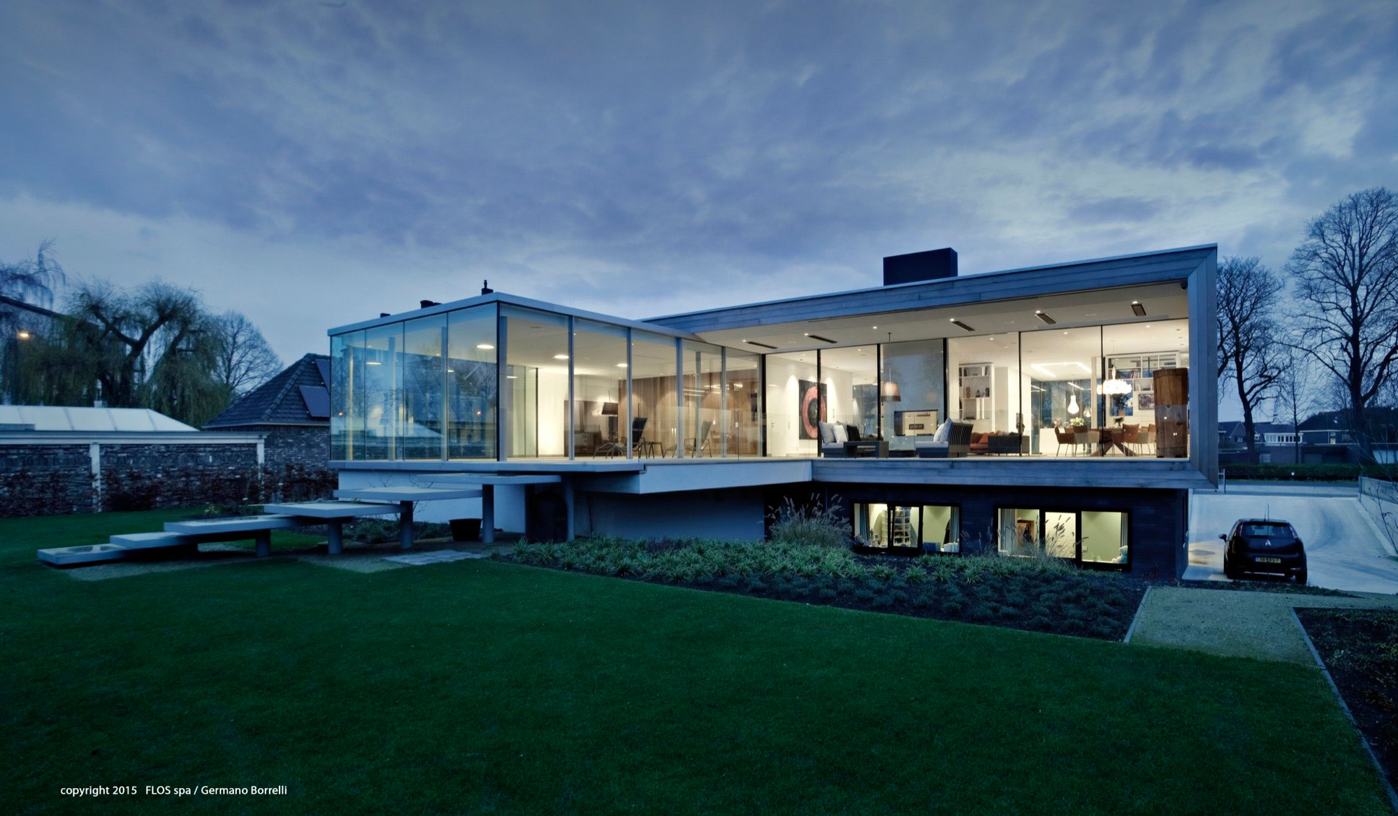 Liag Architects Design A Contemporary House In Weert The