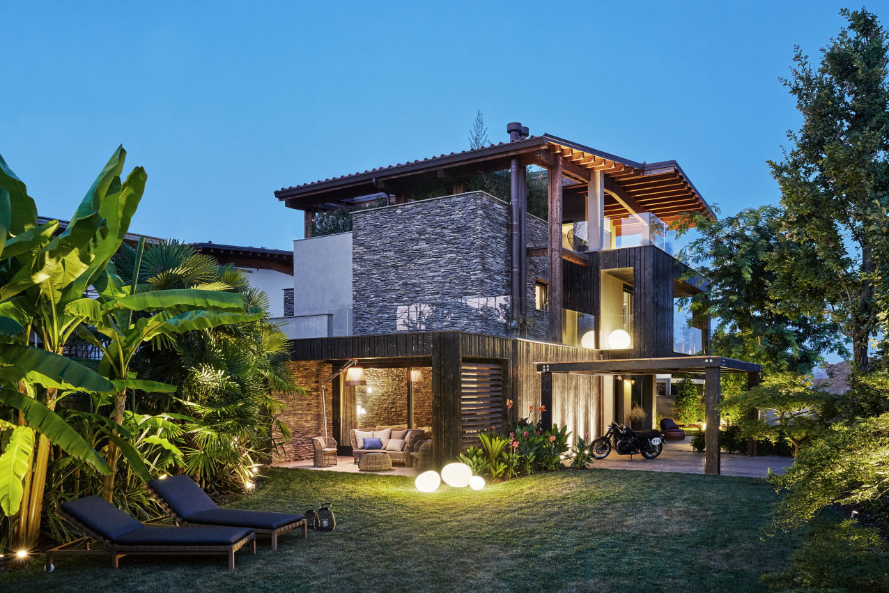 Interior Design Christopher Ward Studio Designs A Contemporary Home In Reggio Emilia Italy