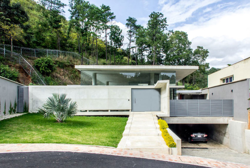 Cool Mc1 House Design By Robles Architects Home Photoscool Photos