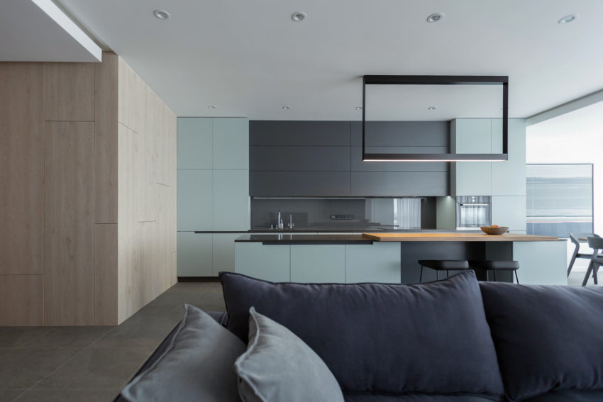 Apartamenty V 02 850x567 Apartment Beautifully Decorated by the Architectural Studio Lugerin Architects