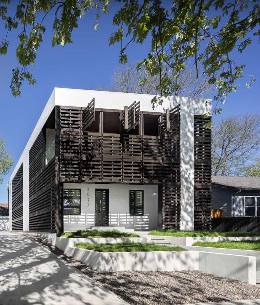 Meridian 105 Architecture Designs A House In Denver Colorado