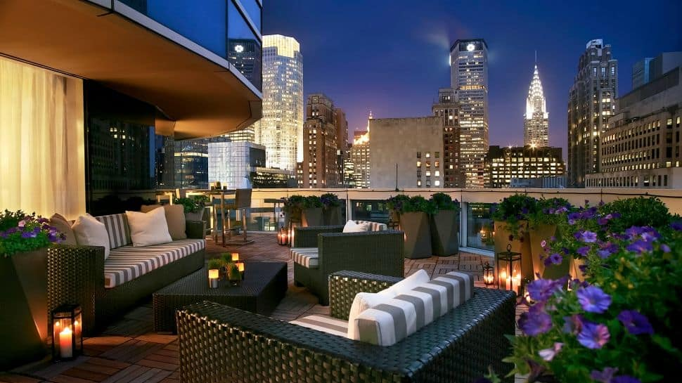 Wonderful Facilities At The Sofitel New York Hotel In The