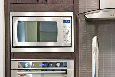 2021 microwave installation cost over