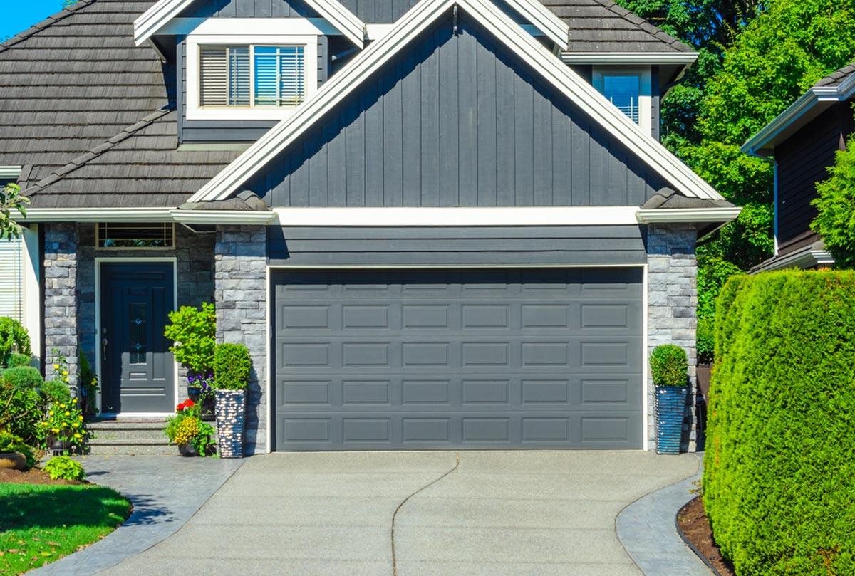 2020 New Garage Door Installation & Replacement Costs (1 ... on Garage Door Colors Pictures  id=64202