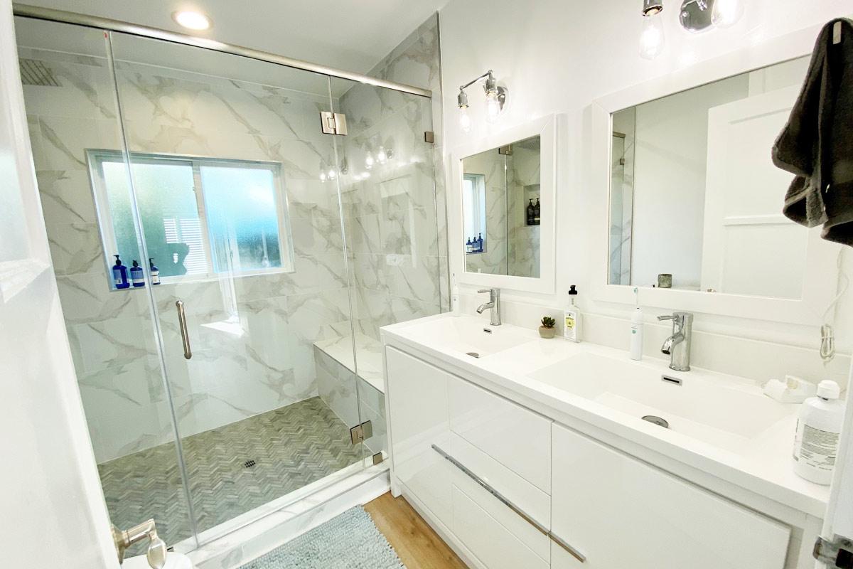 Medium Sized Bathroom Master Bathroom Floor Plans 10 12 Trendecors