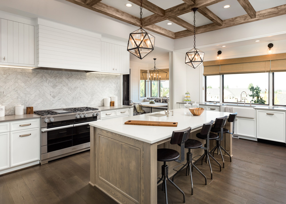 High End Kitchen Renovation Cost