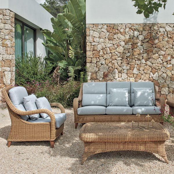 point kenya chair modern outdoor
