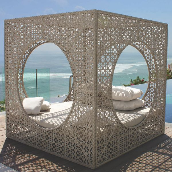 skyline design cube outdoor daybed