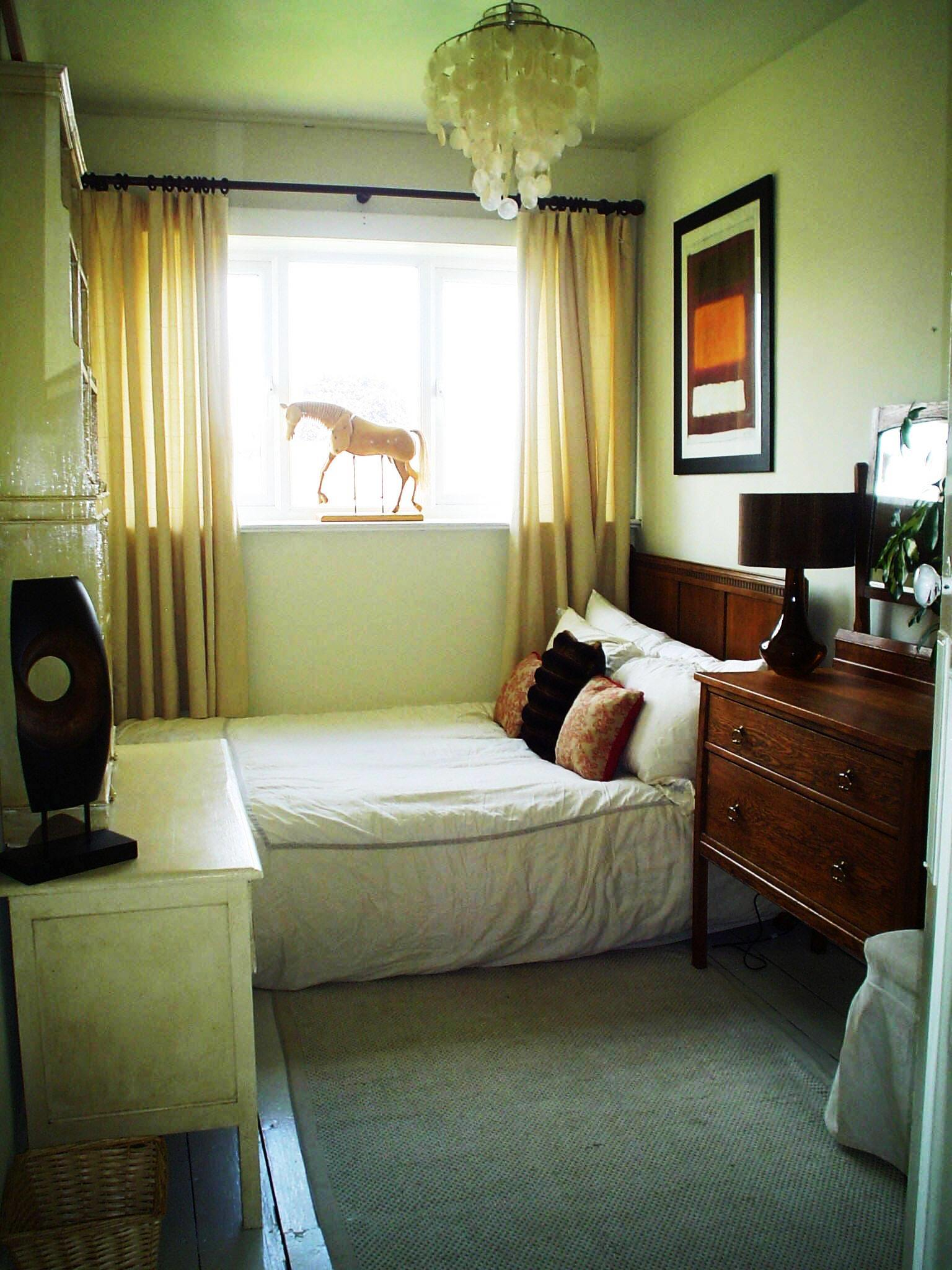 30 Small Bedroom Interior Designs Created to Enlargen Your ... on Bedroom Ideas For Small Spaces  id=81032