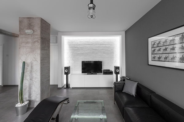 Luxurious High End Apartment Transformation Hosting Iconic